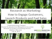 Product Development and Marketing A...