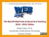 The Best Web 2.0 Tools to Boost You...
