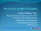 Penetrat neck-injury-100331