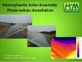 Pennsylvania Solar Assembly