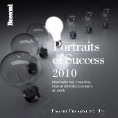 Portraits of Success 2010