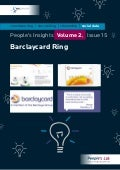 Barclaycard Ring: People's Insights Volume 2, Issue 15