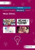 Mean Stinks: People's Insights Vol. 2 Issue 5
