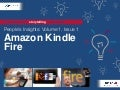 People's Insight Volume 1, Issue 1: Amazon Kindle Fire