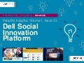 People's Insights Volume 1, Issue 23 : Dell Social Innovation Platform