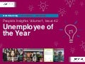 People's Insights Volume 1 Issue 42: Unemployee of the Year