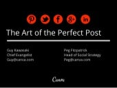 How to Create the Perfect Social-Media Post
