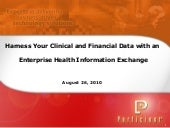 Harness Your Clinical and Financial...