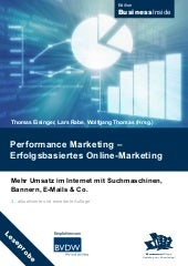 Performance Marketing – Erfolgsbasi...