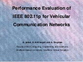 Performance Evaluation Of IEEE 802....