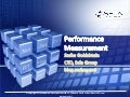 Introduction to .NET Performance Measurement