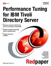 Performance tuning for ibm tivoli d...