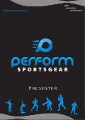Perform Sportsgear Brochure