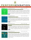 Performensation Blog Articles Jan - June 2011