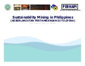 PHILIPPINES MINING RIGHTS