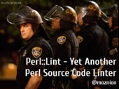 Perl::Lint - Yet Another Perl Source Code Linter