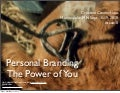 Personal branding - The power of you