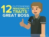 12 Personality Traits Of A Great Boss