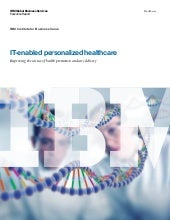 Personalized Health and Care: IT-en...