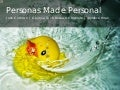 Personas made Personal