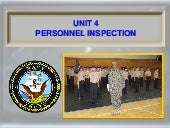 NS1 Personnel Inspection