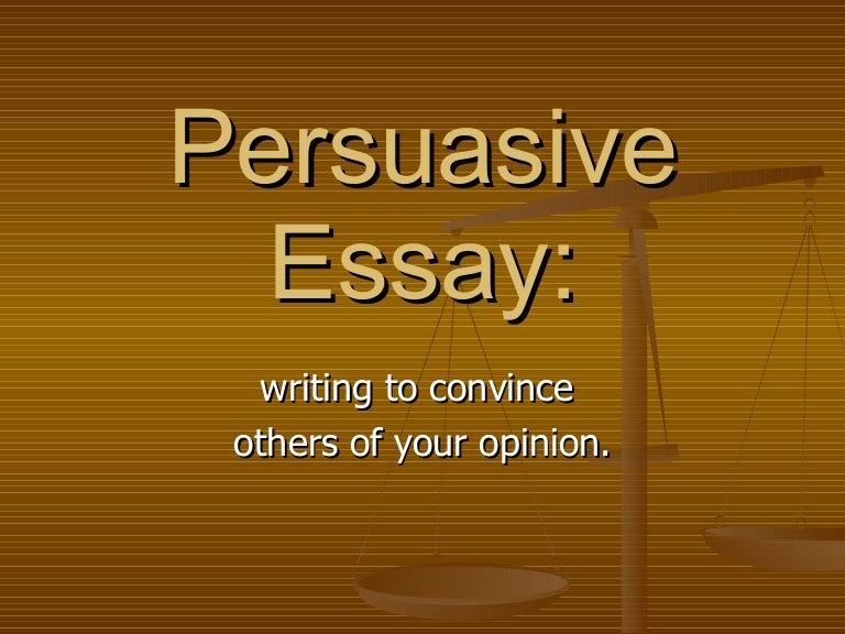 High School Persuasive Essay Good Persuasive Lta Hrefquothttpdesk