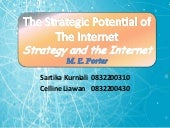 The Strategic Potential of The Inte...