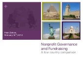 Peter zehren, nonproft fundraising in egypt, uk, india and usa