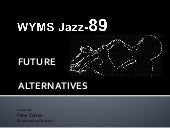 Peter Zehren, presentation on alternative future for Jazz89, WYMS Public Radio