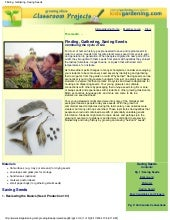 Finding, Gathering, Saving Seeds - ...