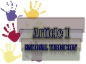 Philippine Constitution Article 1