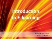 Intro to Technology Enhanced Learni...