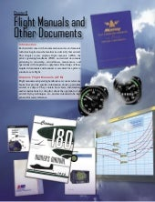 Flight Manuals and other documents ...