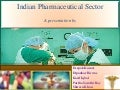Phamaceutical sector in india