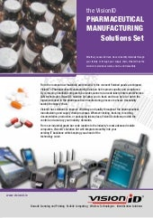 Pharmaceutical Solutions Brochure