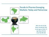 Pharma trends in bric economies