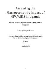 Phase III – Analysis of Macroeconom...