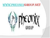 Pheonix power point presentation