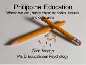 Philippine education presentation