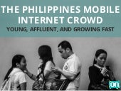 Mobile Internet Trends in the Philippines