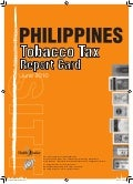 Philippines tax report card
