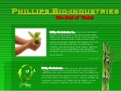 Phillips bio industries inc. powerp...