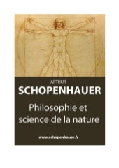 Philosophie et-science-de-la-nature