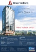 Phnom Penh Tower | Cambodia | Colliers International