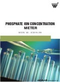 Phosphate Ion Concentration Meter by ACMAS Technologies Pvt Ltd.