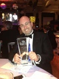John Zeppos - Winner Business Continuity Manager of the Year 2012