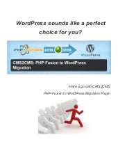 PHP-Fusion vs WordPress: What to Choose and How to Migrate