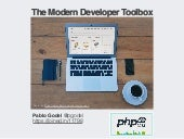 The Modern Developer Toolbox
