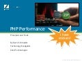 PHP Performance: Principles and tools