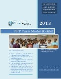 Php team model booklet